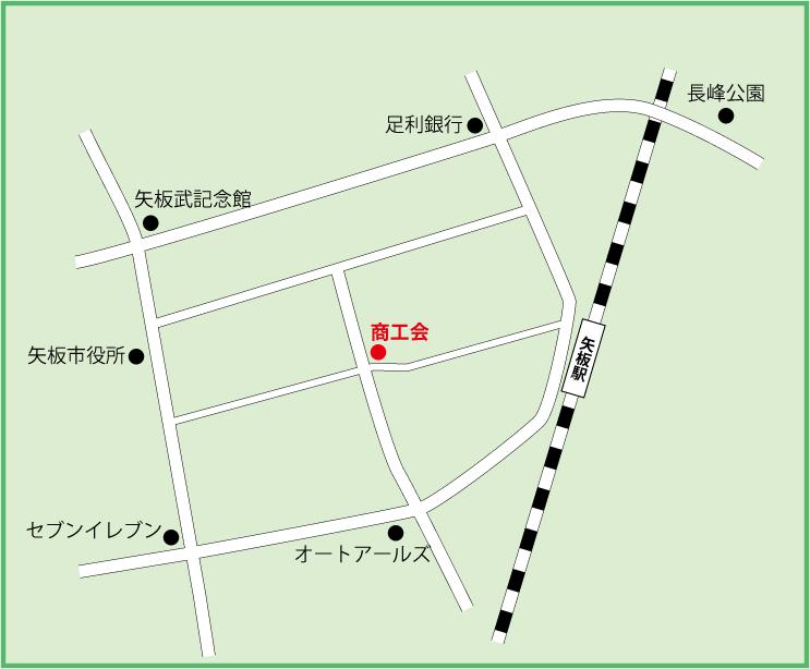 商工会地図