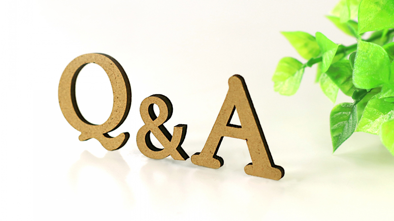 ホームページ作成よくある質問Q&A